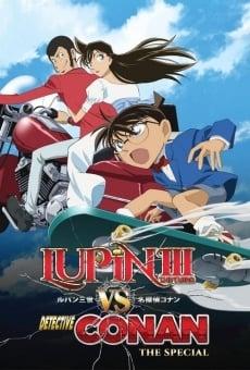 Lupin III vs Detective Conan online