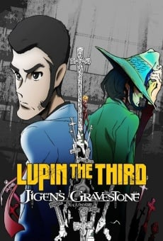Ver película Lupin the IIIrd: Jigen Daisuke no Bohyo
