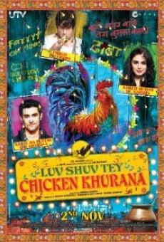 Ver película Luv Shuv Tey Chicken Khurana
