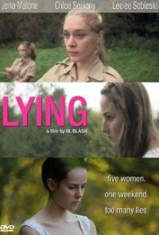 Lying online