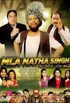 Ver película M.L.A. Natha Singh