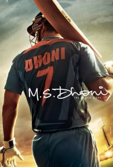 M.S. Dhoni: The Untold Story on-line gratuito