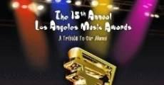 Película 15th Annual Los Angeles Music Awards