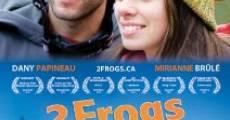Ver película 2 Frogs dans l'Ouest
