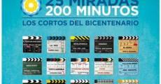 Película 25 miradas, 200 minutos
