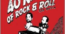 40 Nights of Rock and Roll (2014)