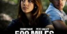 Película 500 Miles
