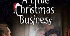 Filme completo A Little Christmas Business