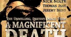 Filme completo A Magnificent Death from a Shattered Hand