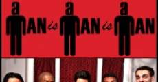 Filme completo A Man Is a Man Is a Man