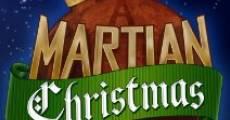 Película A Martian Christmas