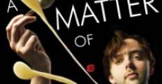 A Matter of Taste: Serving Up Paul Liebrandt (2011) stream