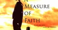 Película A Measure of Faith