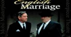 Filme completo A Rather English Marriage
