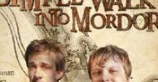 Película A Simple Walk Into Mordor