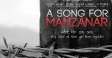 Película A Song for Manzanar