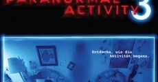 Paranormal Activity 3 film complet