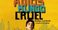 Película Adiós mundo cruel