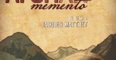 Película Afghan Memento