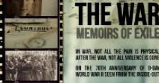 Película After the War: Memoirs of Exile