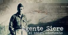 Película Agente Sicre, el amigo americano