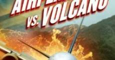 Película Airplane vs Volcano
