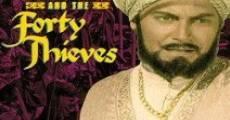 Ali Baba y los cuarenta ladrones