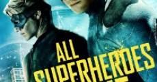 Filme completo All Superheroes Must Die