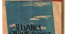Película Alliance cherche doigt