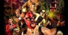 Película Amazing Mask. El asombroso luchador enmascarado