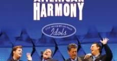 American Harmony (2009) stream