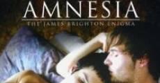 Ver película Amnesia: The James Brighton Enigma