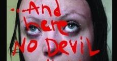 Película Y aquí ningún diablo puede hacerte daño