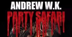 Película Andrew W.K. Party Safari