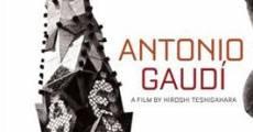 Película Antonio Gaudí