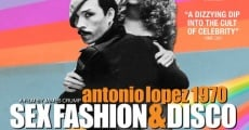 Filme completo Antonio Lopez 1970: Sex Fashion & Disco