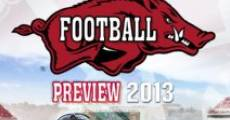 Película Arkansas Razorbacks Football