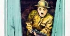 Filme completo Carlitos nas Trincheiras