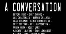 Película ARtists: A Conversation