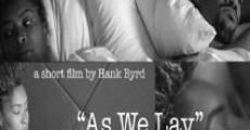 Película As We Lay
