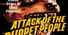 Filme completo Attack of the Puppet People