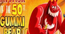Filme completo Cloudy with a Chance of Meatballs 2: Attack of the 50-Foot Gummi Bear