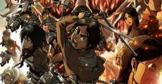 Attack on Titan Part I: Crimson Bow and Arrow