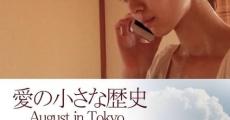 Película August in Tokyo