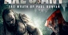 Película Axe Giant: The Wrath of Paul Bunyan
