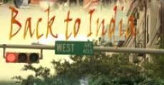 Back to India (2013) stream