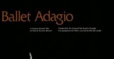 Película Ballet Adagio