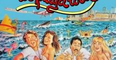 Película Bañeros II, la playa loca