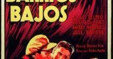 Película Barrios bajos