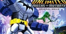 Batman Unlimited: Mechs vs. Mutants streaming